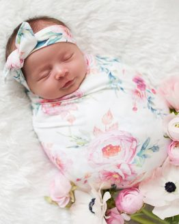 Newborn Swaddle Blanket Sets
