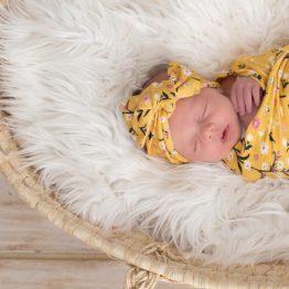Babys Breath Headwrap