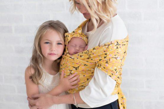 Babys Breath BabyWearing Wrap