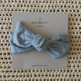 Grey Mist Headwrap