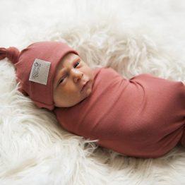 Sienna Swaddle Blanket
