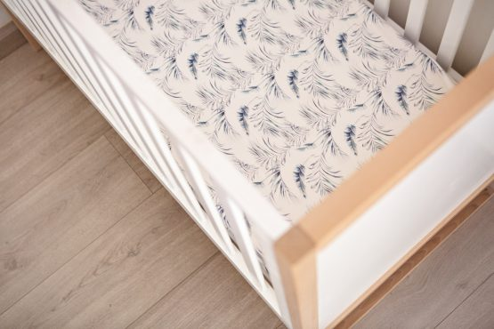 Tropical Dreams Fitted Cot Sheet