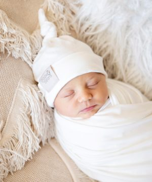 Whisper White Swaddle Set