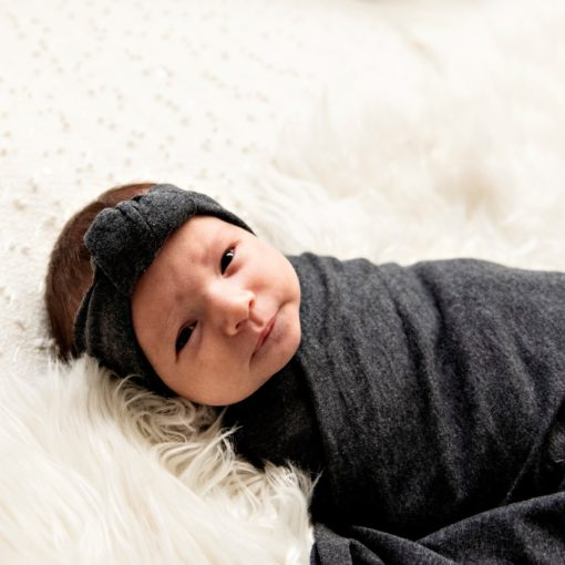 Storm Swaddle Blanket Set